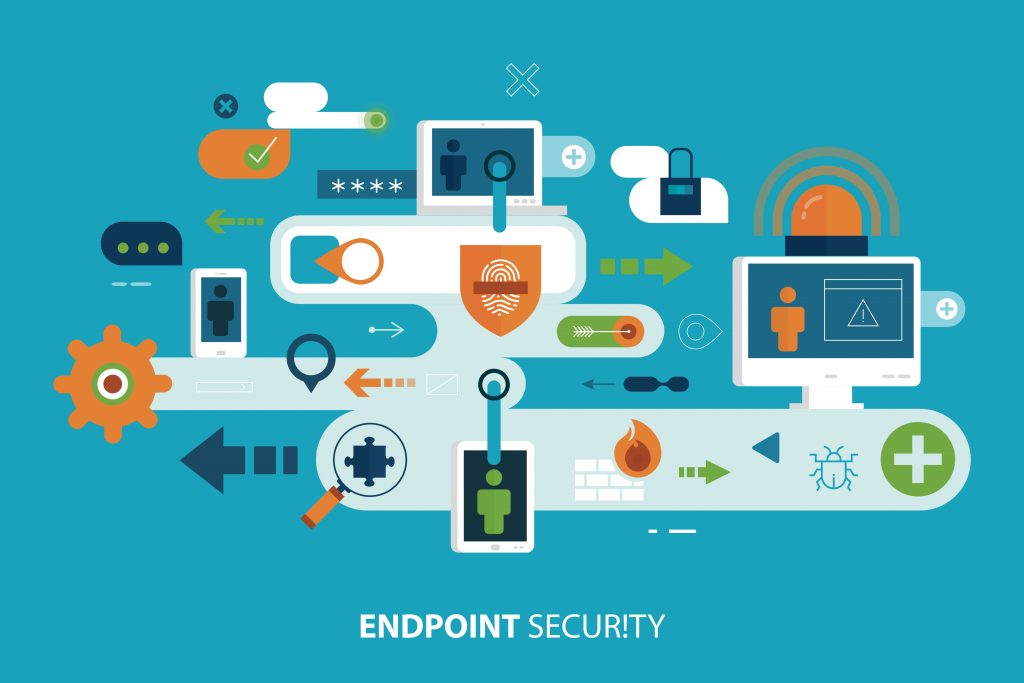 Endpoint security ensures that your computer networks remain safe from security threats